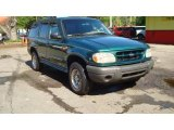 2001 Tropic Green Metallic Ford Explorer XLS #47445406