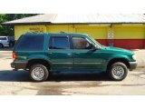 2001 Ford Explorer Tropic Green Metallic