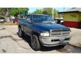 1998 Emerald Green Pearl Dodge Ram 1500 ST Regular Cab 4x4 #47445414