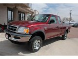 1998 Ford F150 XL SuperCab 4x4 Data, Info and Specs