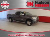 2008 Slate Gray Metallic Toyota Tundra Limited Double Cab 4x4 #47498250