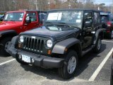2011 Natural Green Pearl Jeep Wrangler Sport 4x4 #47498774