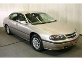 2001 Sandrift Metallic Chevrolet Impala  #47498992