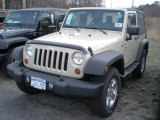 2011 Sahara Tan Jeep Wrangler Sport S 4x4 #47498791