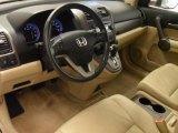 2009 Honda CR-V EX-L Ivory Interior