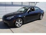 2008 Monaco Blue Metallic BMW 3 Series 335i Convertible #47498881