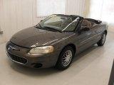 2001 Chrysler Sebring Taupe Frost Metallic