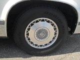 Cadillac Fleetwood 1994 Wheels and Tires