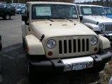 2011 Sahara Tan Jeep Wrangler Sahara 4x4 #47498735