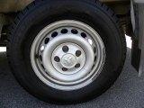 Dodge Sprinter Van 2003 Wheels and Tires