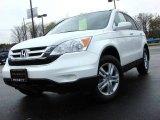 2010 Taffeta White Honda CR-V EX-L #47498926