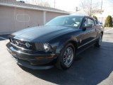 2006 Black Ford Mustang V6 Premium Coupe #47498963