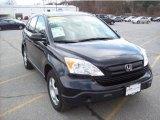 2008 Nighthawk Black Pearl Honda CR-V LX 4WD #47499111