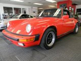 1984 Porsche 911 Guards Red