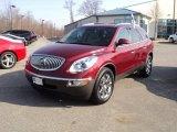 2008 Dark Crimson Metallic Buick Enclave CXL AWD #47499152