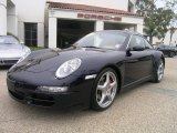 2007 Midnight Blue Metallic Porsche 911 Targa 4S #47528865