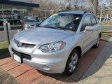 2008 Alabaster Silver Metallic Acura RDX Technology #47528964