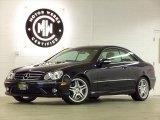 2008 Mercedes-Benz CLK 550 Coupe