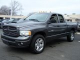 2002 Graphite Metallic Dodge Ram 1500 Sport Quad Cab 4x4 #47539584