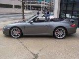 2008 Porsche 911 Slate Grey Metallic