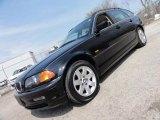 2001 Black Sapphire Metallic BMW 3 Series 325xi Wagon #47539004