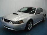 2003 Silver Metallic Ford Mustang GT Coupe #4747811