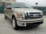 2011 Pale Adobe Metallic Ford F150 Lariat SuperCrew #47539278