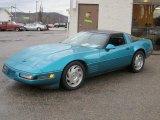 Chevrolet Corvette 1993 Data, Info and Specs