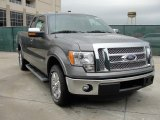 2011 Sterling Grey Metallic Ford F150 Lariat SuperCab #47539280