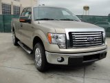 2011 Pale Adobe Metallic Ford F150 XLT SuperCab #47539281