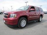 2010 Chevrolet Tahoe Hybrid 4x4 Data, Info and Specs