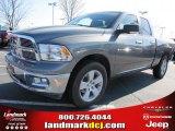 2011 Mineral Gray Metallic Dodge Ram 1500 Big Horn Quad Cab #47539158