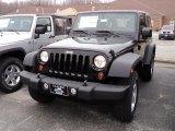 2011 Black Jeep Wrangler Sport S 4x4 #47539496