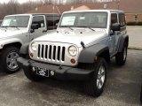 2011 Bright Silver Metallic Jeep Wrangler Sport S 4x4 #47539497