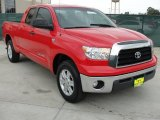 2008 Radiant Red Toyota Tundra Double Cab #47539292
