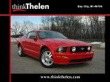 2007 Torch Red Ford Mustang GT Premium Coupe #47539662