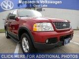 2003 Redfire Metallic Ford Explorer XLT #47539759