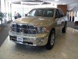 2011 White Gold Dodge Ram 1500 Big Horn Crew Cab 4x4 #47539547