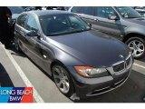 2008 Sparkling Graphite Metallic BMW 3 Series 335i Sedan #47539319
