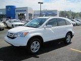 2011 Taffeta White Honda CR-V EX-L #47539372