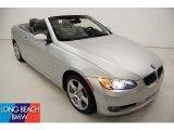 2008 Titanium Silver Metallic BMW 3 Series 328i Convertible #47584374
