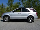 2004 Kia Sorento Diamond Silver Metallic