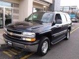 2004 Dark Blue Metallic Chevrolet Tahoe LS 4x4 #47584754