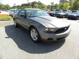 2011 Sterling Gray Metallic Ford Mustang V6 Premium Coupe #47584395