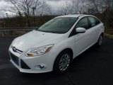 2012 Ford Focus Oxford White