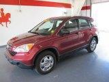 2007 Tango Red Pearl Honda CR-V LX #47584082