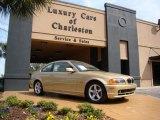 2000 Light Yellow Metallic BMW 3 Series 328i Coupe #47584602