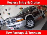 2004 Deep Molten Red Pearl Dodge Dakota SLT Club Cab #47584274
