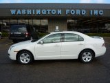 2008 White Suede Ford Fusion SE V6 #47584462