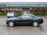 2005 Black Ford Mustang GT Premium Convertible #47584468